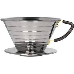Kalita Wave Dripper (Stainless Steel)