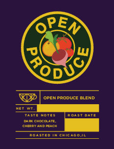 Open Produce Blend (Available to this customer only)