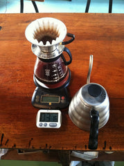 Manual Coffee Brewing Class