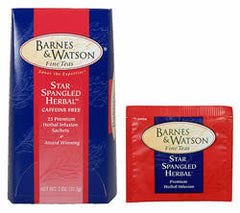 Star Spangled Herbal by Barnes & Watson Fine Teas