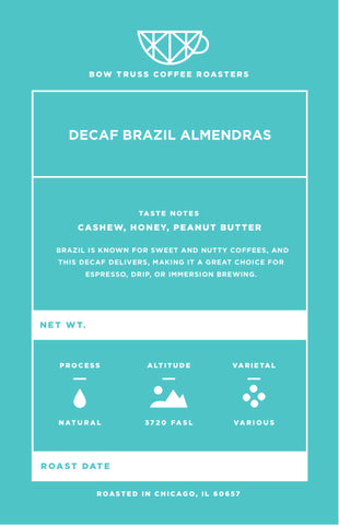 Decaf Single Origin Plum (case pk 6)