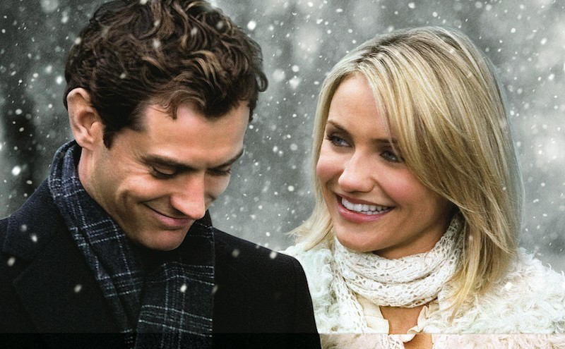 Cameron Diaz and Jude Law on dandruff for ZitSticka