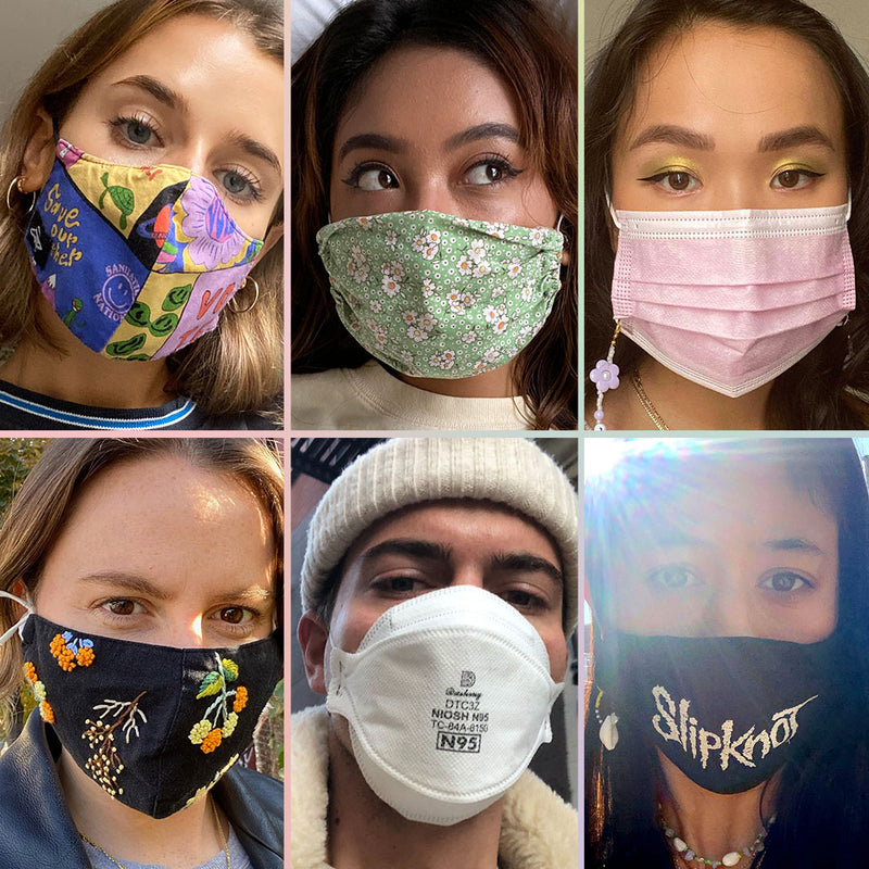 6 ZitSticka Staffers on Managing Mask-ne