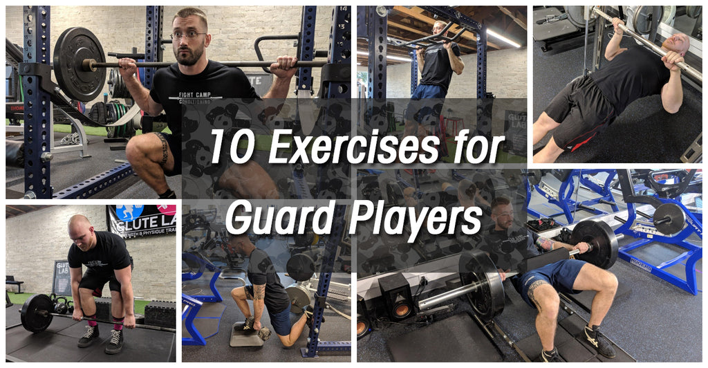 Ten Exercises for Guard Players