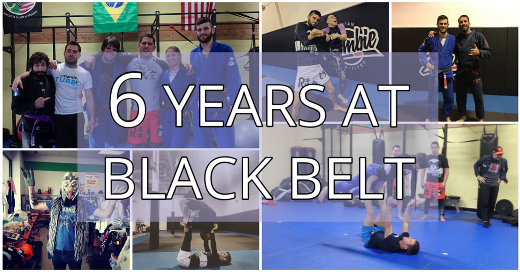 6 Years at Black Belt