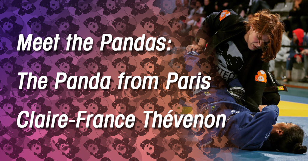 Meet the Pandas – The Panda from Paris – Claire-France Thévenon