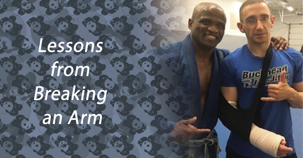 Lessons from Breaking an Arm