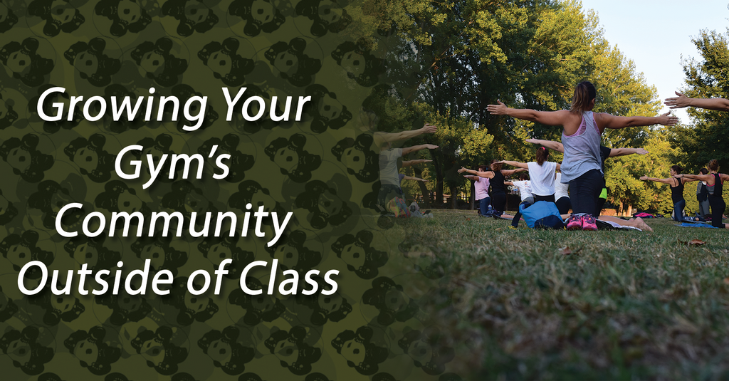 Growing Your Gym's Community Outside of Class
