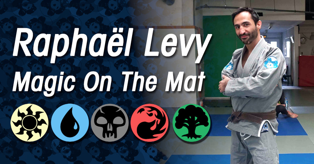 Meet the Pandas – Magic On The Mat – Raphaël Levy