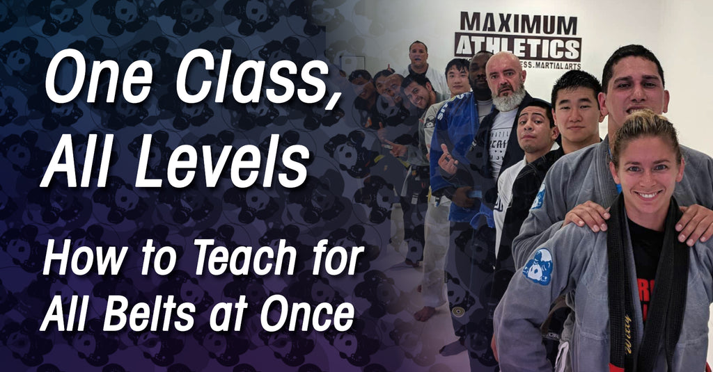 The Best Approach to an All-Levels Class