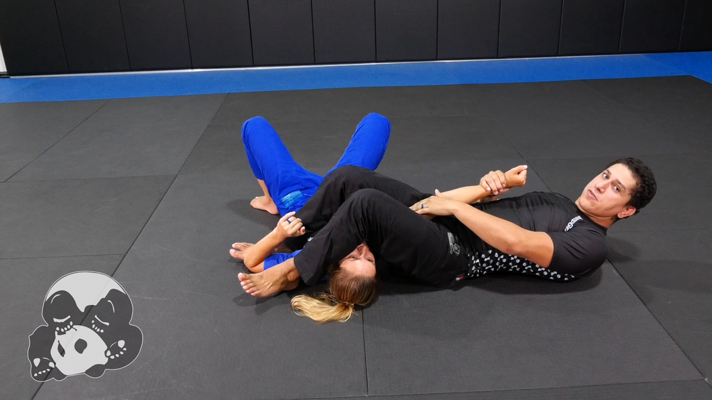 Preventing Groin Pain During Armbars
