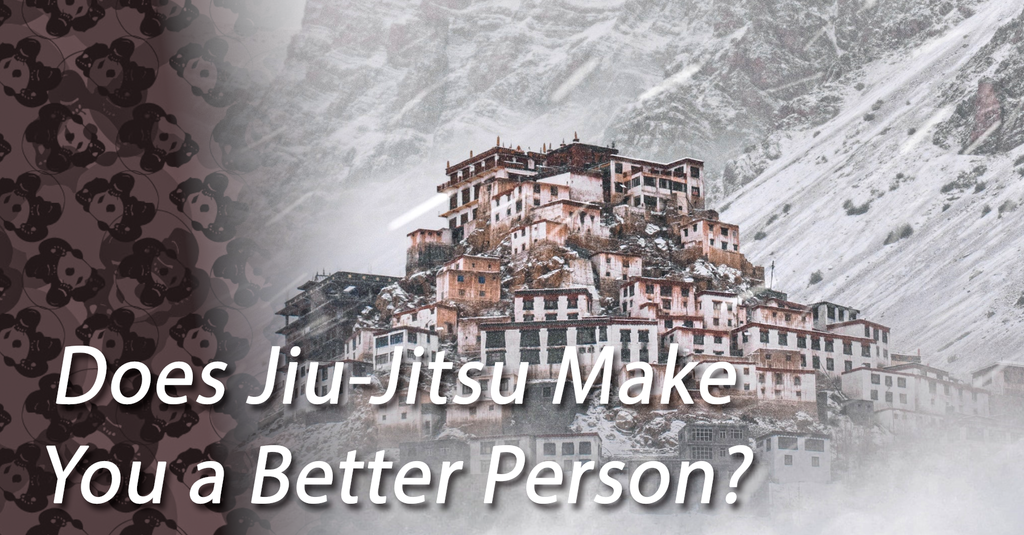 Does Jiu-Jitsu Make You a Better Person?