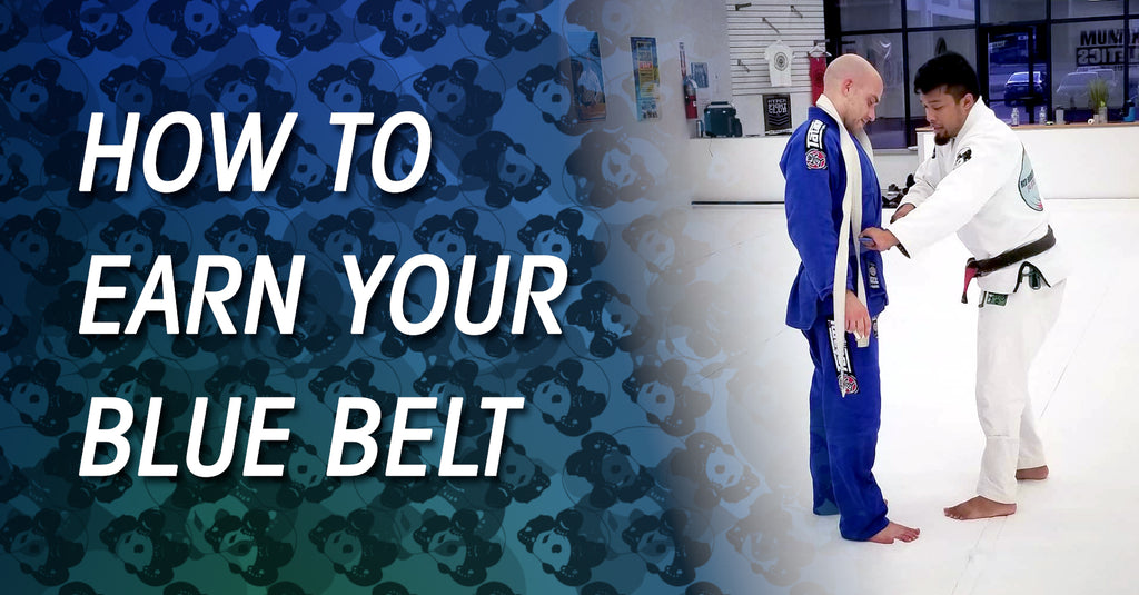 The Right Approach to Earning Your Blue Belt – Inverted Gear