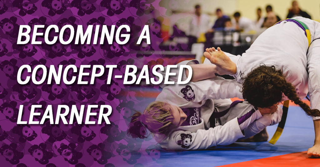 Concept-Based Learning in BJJ