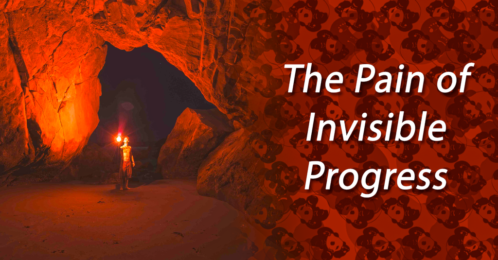 The Pain of Invisible Progress