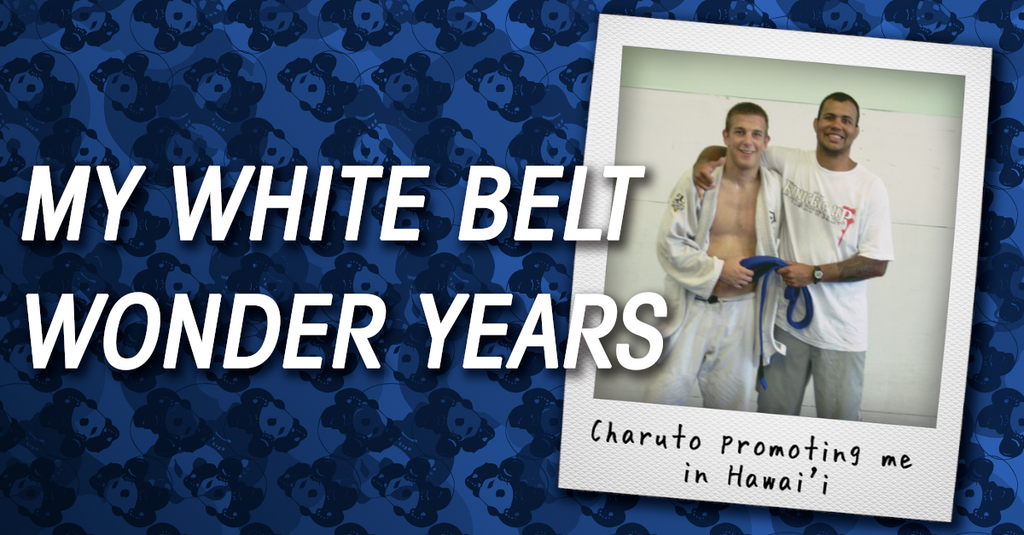 My White Belt Wonder Years