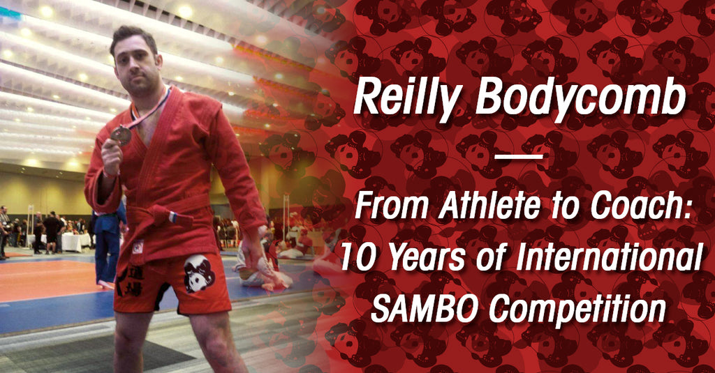 From Athlete to Coach: 10 Years of International SAMBO Competition [Part 1]