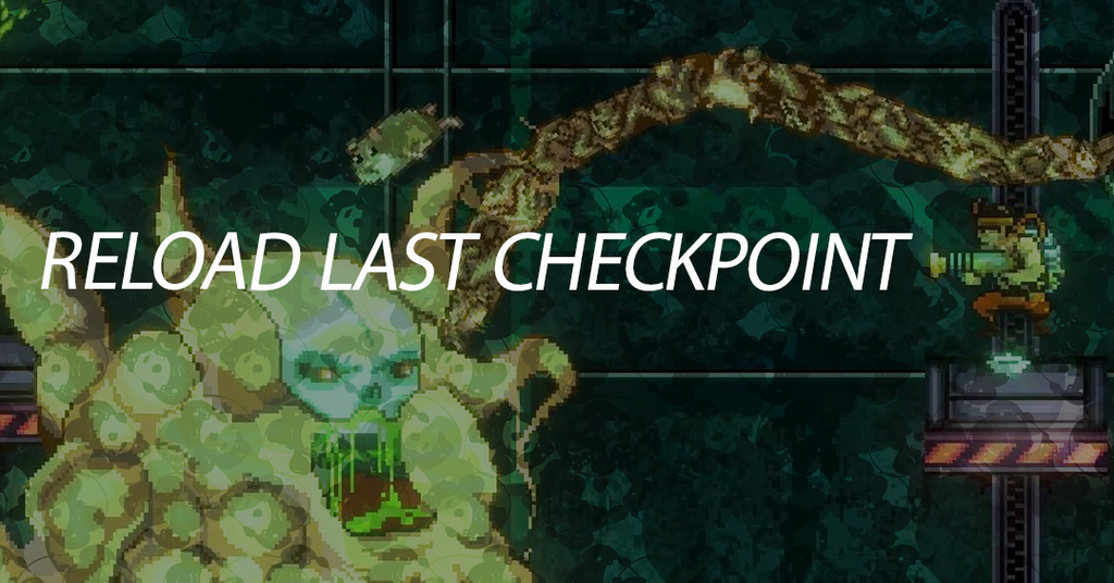 Reload at last checkpoint