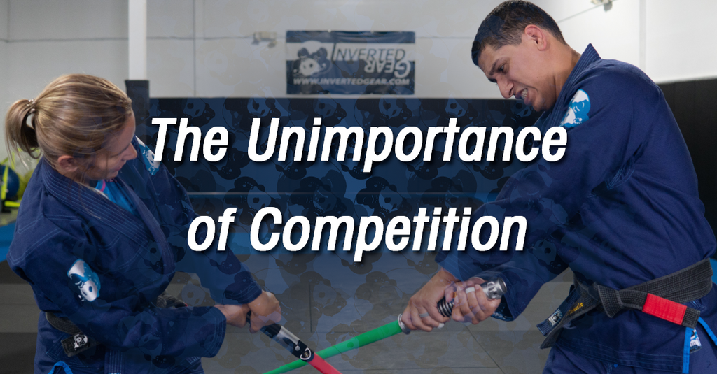 The Unimportance of Competition