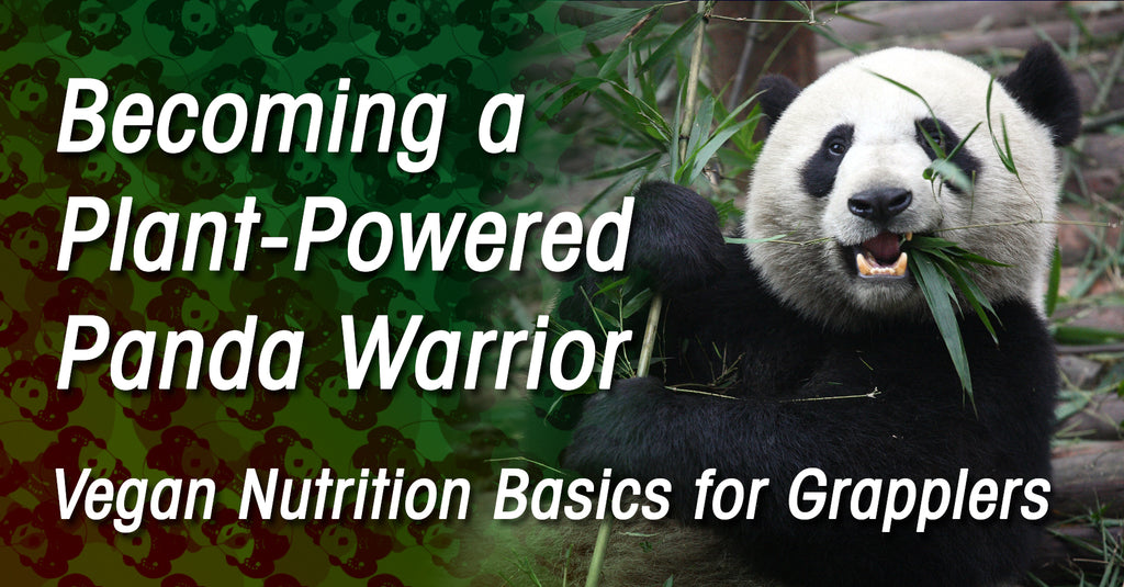 Plant-Based Diet Basics for Vegan Grapplers