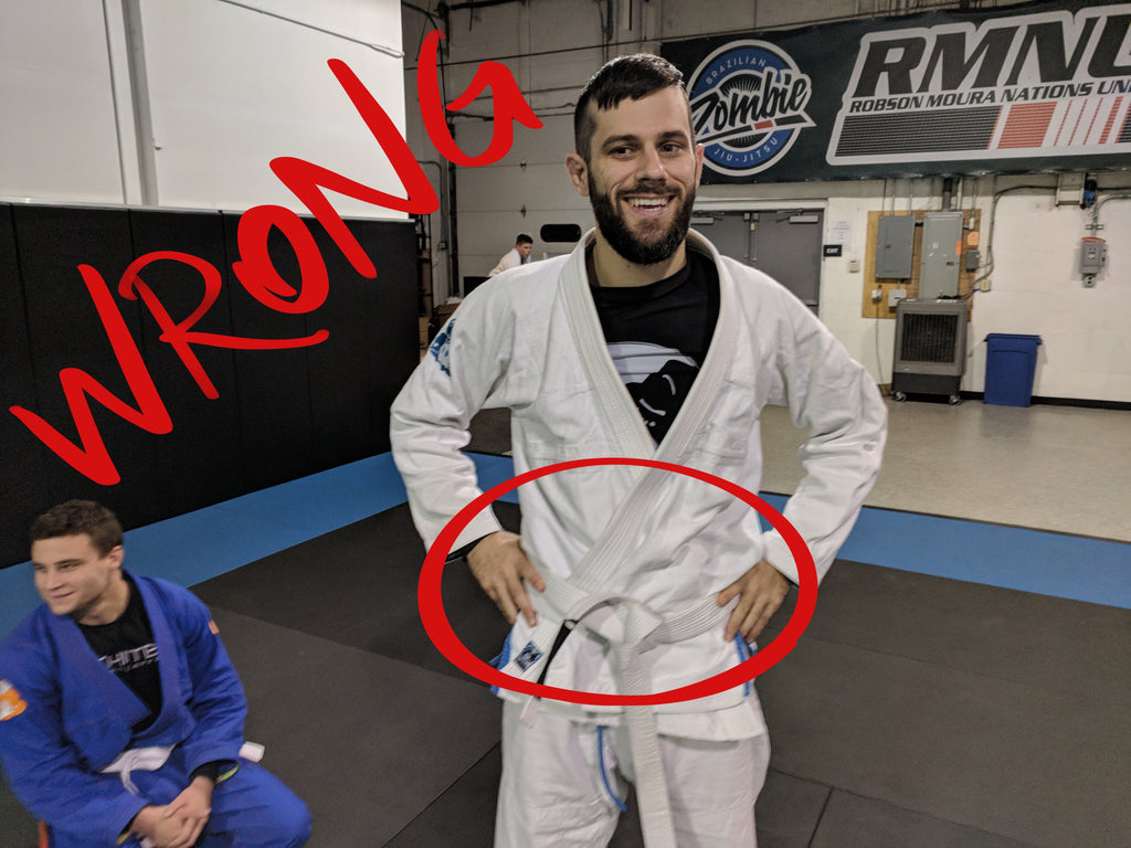 10 Things to Stop Doing at BJJ (A Picture Guide) – Inverted Gear