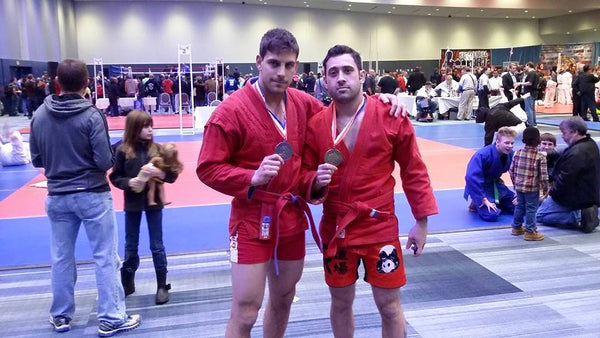From Athlete to Coach: 10 Years of International SAMBO Competition
