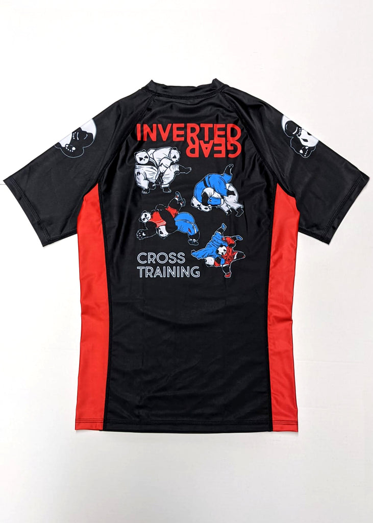 Cross training Rashguard and Sticker bundle.