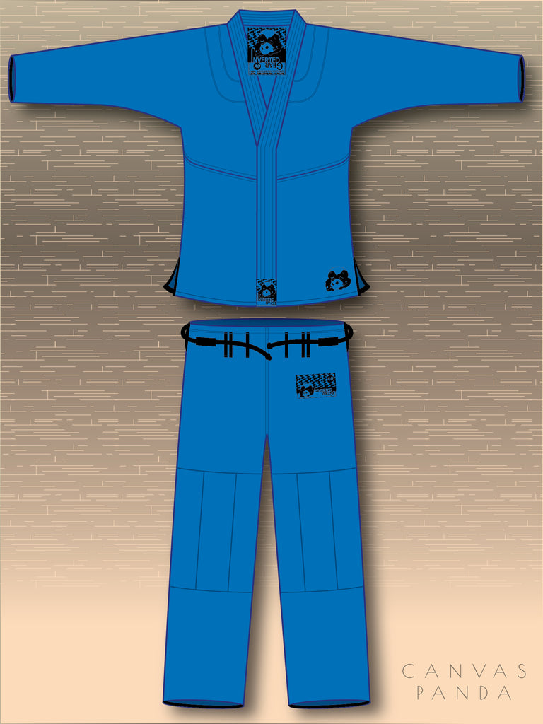 Blue Canvas Gi