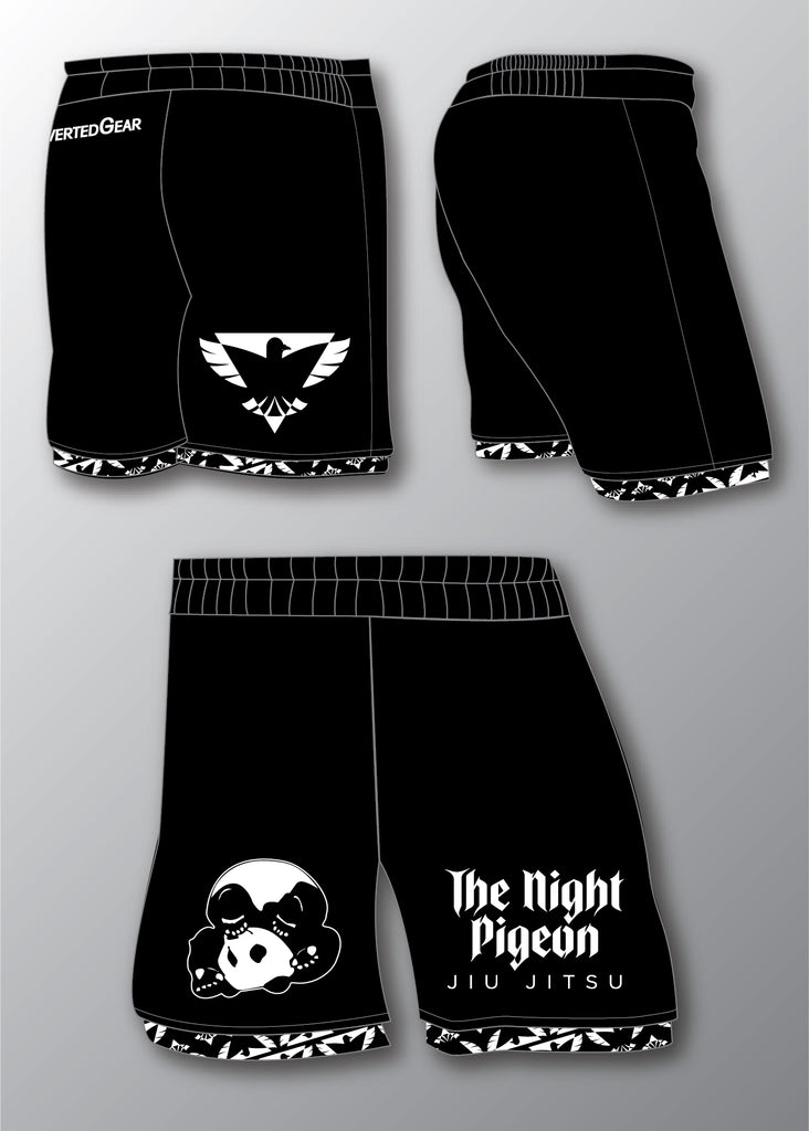 Night Pigeon Collaboration Shorts