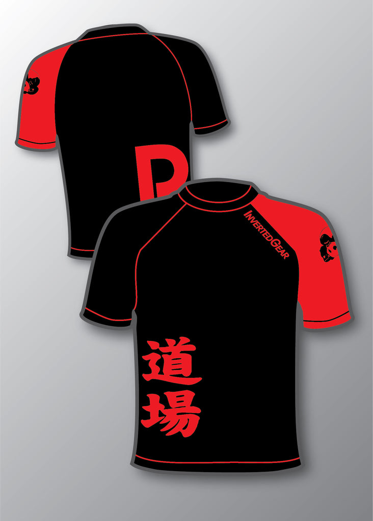 Rdojo Collaboration Rashguard