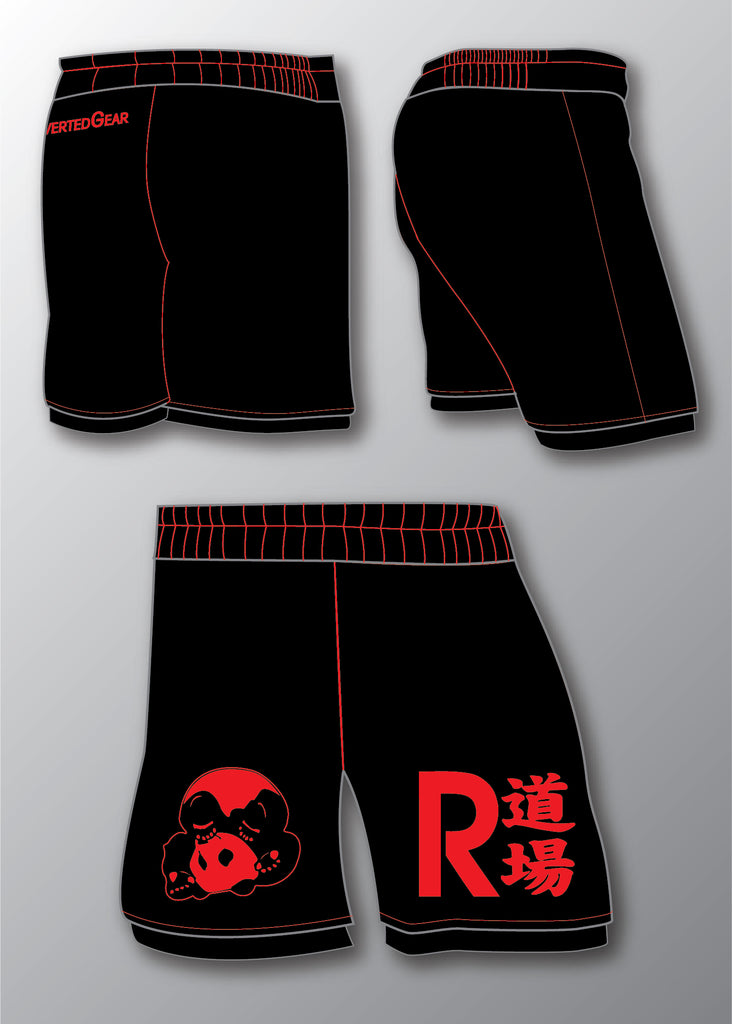 Rdojo Collaboration Shorts