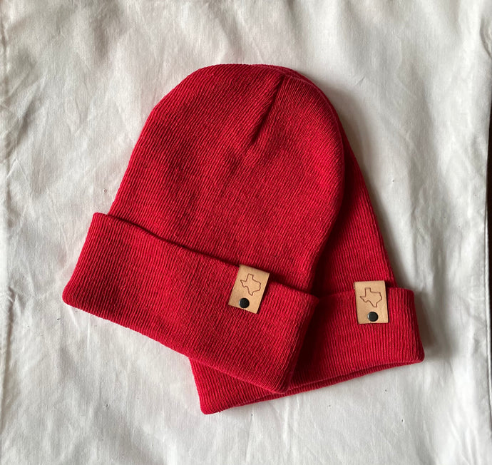 The Chuck Beanie - Red