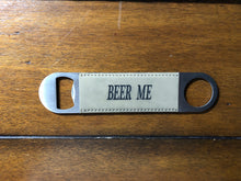 Load image into Gallery viewer, Speed Bottle Opener - Saddle Collection