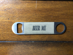 Speed Bottle Opener - Saddle Collection