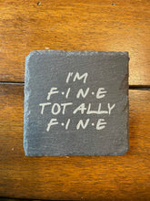 Load image into Gallery viewer, F*R*I*E*N*D*S Coasters - 4/$20; or $6.50 ea