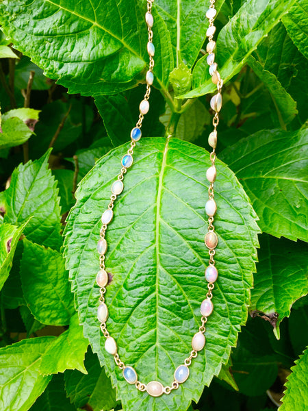 Couture Opal Necklace