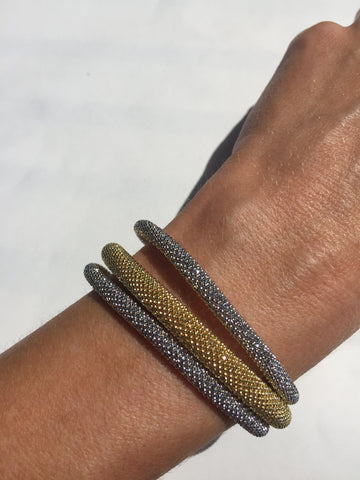 Thin Sparkle Magnetic Bracelet