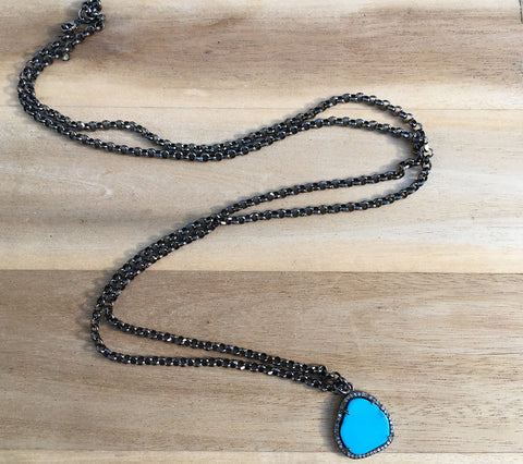 Towd Point Necklace