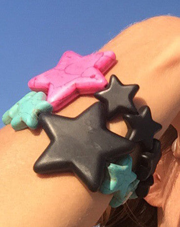 Rock Star Big Star Bracelet