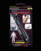 PROFESSIONAL Do-It-Yourself Electric Back Hair Shaver