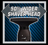 Complete Attachment Head with Shock Absorber Neck and New Extra-Wide Back Shaver Blade for LITHIUM MAX PLUS+ and LITHIUM MAX Back Hair Shaver