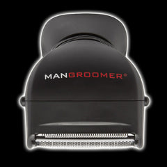 Complete Attachment Head With Shock Absorber Neck And Smooth Shaving Foil (replacement exclusively for LITHIUM MAX PLUS+, LITHIUM MAX, and ULTIMATE PRO Back Shaver)