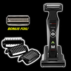 2.0 PROFESSIONAL Body Groomer and Trimmer, Wet or Dry