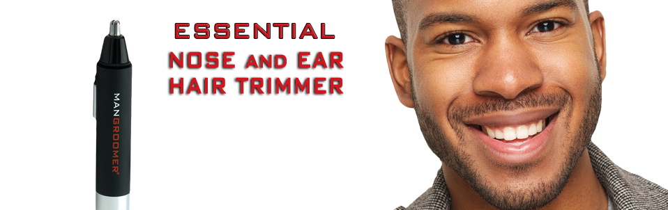 essential nose and ear hair trimmer