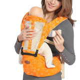 AIEBAO Baby Carriers Hip Seat Carriers Sling Backpack