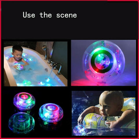 Kacakid Baby Boy Girl Toy Fun Colorful Changing Funny LED