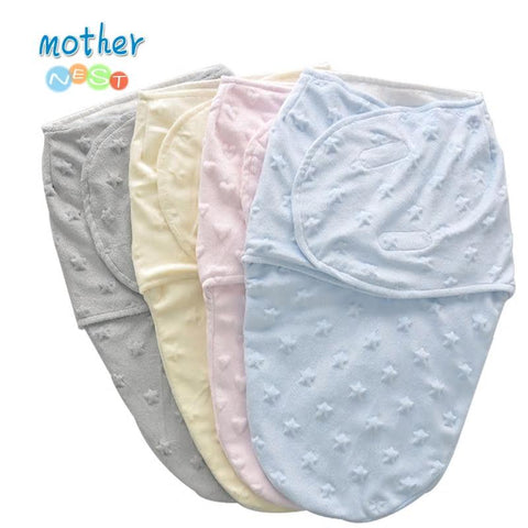 Mother Nest Baby Winter Blanket Swaddle Wrap Bedding Sleeping Bag