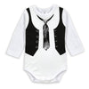 Mother Nest Newborn Baby Boy Bodysuit Cotton Baby Clothes Onesie