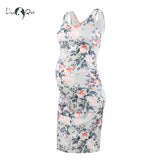 Liu & Qu Maternity Women Dress Pregnancy Dresses Mama Clothes