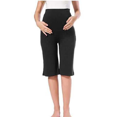 Liu & Qu Maternity Shorts Pregnancy Pants Premama Casual Pants